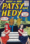Cover for Patsy and Hedy (Marvel, 1952 series) #40