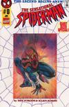 Cover for The Sensational Spider-Man (Marvel, 1996 series) #0