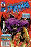 Cover for The Sensational Spider-Man (Marvel, 1996 series) #9 [Direct Edition]