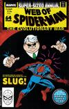 Cover Thumbnail for Web of Spider-Man Annual (1985 series) #4 [Direct]