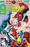 Cover for Web of Spider-Man Annual (Marvel, 1985 series) #7 [Direct]