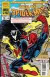 Cover for Web of Spider-Man Annual (Marvel, 1985 series) #10 [Direct Edition]