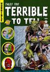 Cover for Tales Too Terrible to Tell (New England Comics, 1989 series) #3