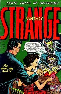 Cover Thumbnail for Strange Fantasy (Farrell, 1952 series) #3