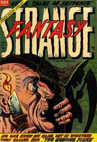Cover Thumbnail for Strange Fantasy (Farrell, 1952 series) #12