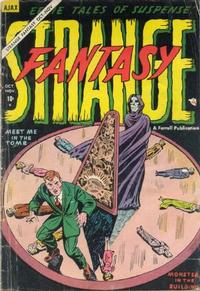 Cover Thumbnail for Strange Fantasy (Farrell, 1952 series) #14