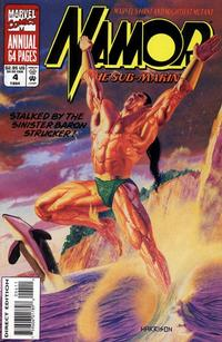 Cover Thumbnail for Namor, the Sub-Mariner Annual (Marvel, 1991 series) #4