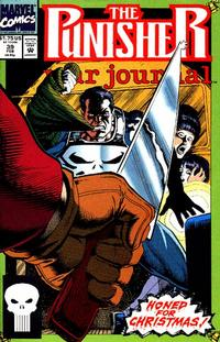 Cover Thumbnail for The Punisher War Journal (Marvel, 1988 series) #39 [Direct]