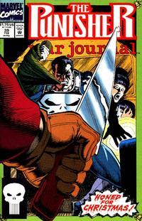 Cover Thumbnail for The Punisher War Journal (Marvel, 1988 series) #39