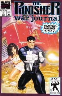 Cover Thumbnail for The Punisher War Journal (Marvel, 1988 series) #40