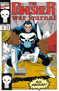 Cover Thumbnail for The Punisher War Journal (Marvel, 1988 series) #41