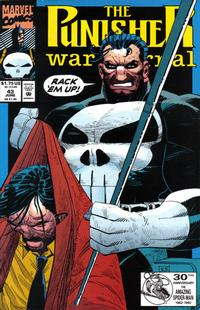 Cover Thumbnail for The Punisher War Journal (Marvel, 1988 series) #43 [Direct]