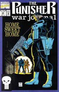 Cover Thumbnail for The Punisher War Journal (Marvel, 1988 series) #44