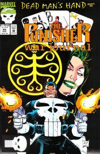 Cover Thumbnail for The Punisher War Journal (Marvel, 1988 series) #45
