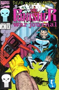 Cover Thumbnail for The Punisher War Journal (Marvel, 1988 series) #46 [Direct]