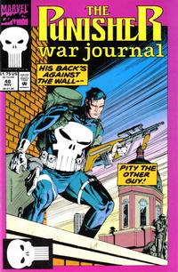 Cover Thumbnail for The Punisher War Journal (Marvel, 1988 series) #48 [Direct]