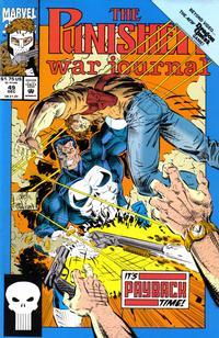 Cover Thumbnail for The Punisher War Journal (Marvel, 1988 series) #49