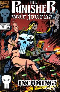 Cover Thumbnail for The Punisher War Journal (Marvel, 1988 series) #53