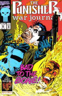 Cover Thumbnail for The Punisher War Journal (Marvel, 1988 series) #55