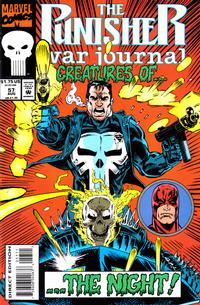 Cover Thumbnail for The Punisher War Journal (Marvel, 1988 series) #57