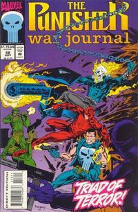 Cover Thumbnail for The Punisher War Journal (Marvel, 1988 series) #58