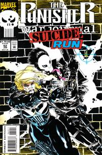 Cover Thumbnail for The Punisher War Journal (Marvel, 1988 series) #62