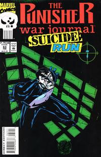 Cover Thumbnail for The Punisher War Journal (Marvel, 1988 series) #63