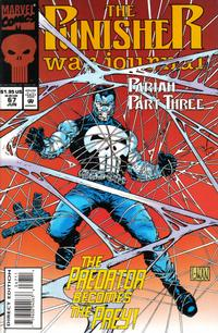 Cover Thumbnail for The Punisher War Journal (Marvel, 1988 series) #67