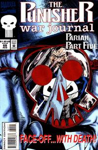 Cover Thumbnail for The Punisher War Journal (Marvel, 1988 series) #69