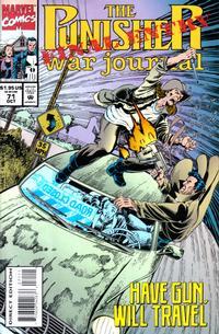 Cover Thumbnail for The Punisher War Journal (Marvel, 1988 series) #71