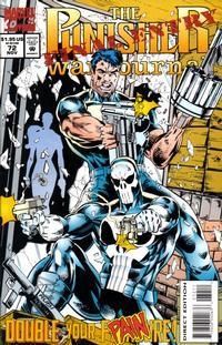 Cover Thumbnail for The Punisher War Journal (Marvel, 1988 series) #72