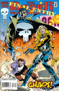 Cover for The Punisher War Journal (Marvel, 1988 series) #73