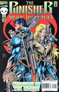 Cover Thumbnail for The Punisher War Journal (Marvel, 1988 series) #74