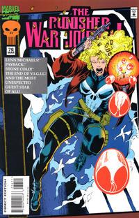 Cover Thumbnail for The Punisher War Journal (Marvel, 1988 series) #76