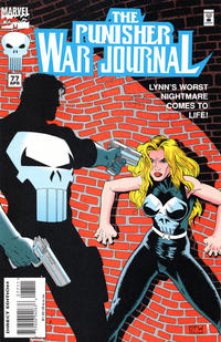 Cover Thumbnail for The Punisher War Journal (Marvel, 1988 series) #77