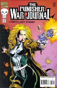 Cover Thumbnail for The Punisher War Journal (Marvel, 1988 series) #78
