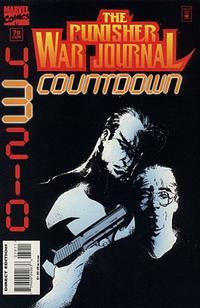 Cover Thumbnail for The Punisher War Journal (Marvel, 1988 series) #79