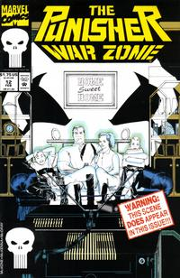 Cover Thumbnail for The Punisher: War Zone (Marvel, 1992 series) #12