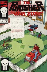 Cover Thumbnail for The Punisher: War Zone (Marvel, 1992 series) #13
