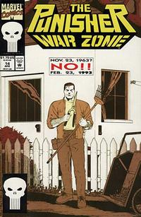 Cover Thumbnail for The Punisher: War Zone (Marvel, 1992 series) #14