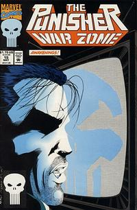 Cover Thumbnail for The Punisher: War Zone (Marvel, 1992 series) #15