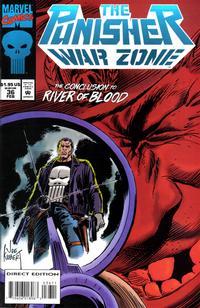 GCD :: Issue :: The Punisher: War Zone #36
