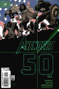 Cover Thumbnail for Avengers (Marvel, 1998 series) #50 (465) [Direct Edition]