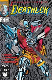 Cover Thumbnail for Deathlok (Marvel, 1991 series) #1 [Direct]
