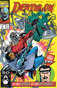 Cover Thumbnail for Deathlok (Marvel, 1991 series) #2 [Direct]