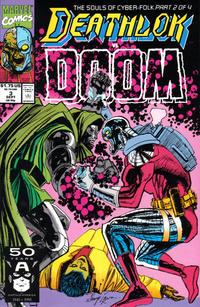 Cover Thumbnail for Deathlok (Marvel, 1991 series) #3 [Direct]