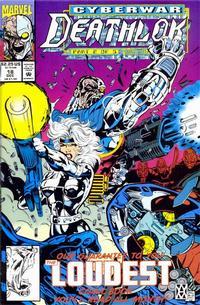 Cover Thumbnail for Deathlok (Marvel, 1991 series) #18 [Direct]