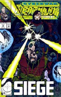 Cover Thumbnail for Deathlok (Marvel, 1991 series) #19 [Direct]