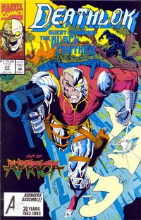Cover Thumbnail for Deathlok (Marvel, 1991 series) #22