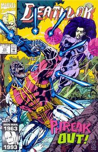 Cover Thumbnail for Deathlok (Marvel, 1991 series) #23